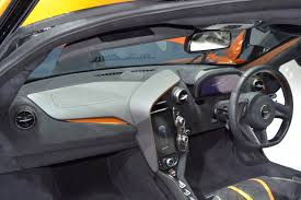 orange mclaren interior mclaren 720s will grace indian roads in the coming months