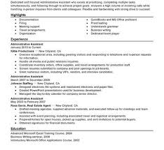 Office Assistant Resume Sample by Office Assistant Resume Objectives Example Traditional Writing