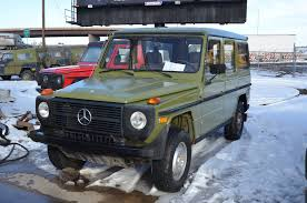 used mercedes g wagon how to have a g wagon that u0027s cheap and original using army surplus