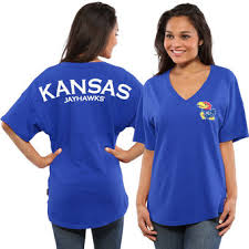kansas jayhawks fan gear kansas jayhawks ladies t shirts ku women s shirts official kansas