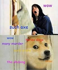 Doge Girl Meme - doge meme has infiltraed siberia with shiberia wow tactics