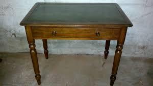 Kleiner Schreibtisch Kleiner Victorianischer Schreibtisch Mahagoni Um 1890 Antik