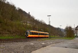 Mosbach Baden Bahnhof Neckarzimmern Fotos Bahnbilder De