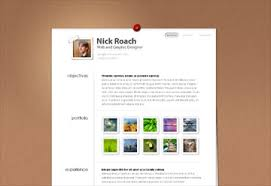 Resume Templates That Stand Out Resume Website Template Stand Out From The Crowd Web Eminence