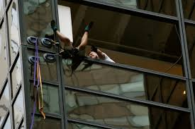 Trump Tower Nyc by Man Tries To Scale Trump Tower With Suction Cups In Nyc