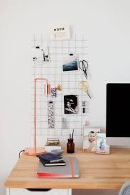 B O Schreibtisch Grau Wand Organizer Für Mehr Ordnung Am Schreibtisch