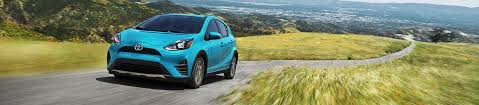 2018 toyota prius c hybrid hatchback car bring a sense of style
