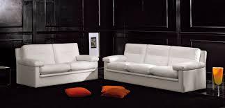 griffe canapé canapé contemporain en tissu 3 places blanc le griffe