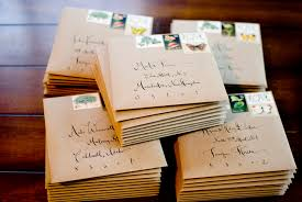 wedding invitations envelopes guest post physical wedding invitations vs social media invites