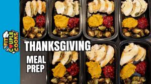 how to meal prep ep 24 roast turkey meal prep thanksgiving