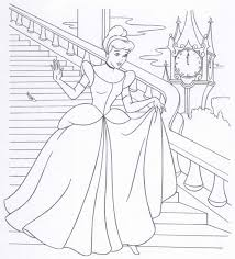 elegant princess printable coloring pages 95 free colouring