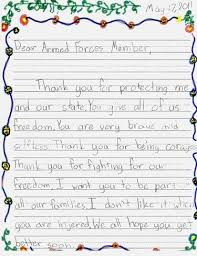 Thank You Letter Veterans sle letters to veterans city espora co