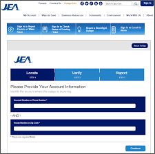 Power Outage Map Florida by Jea Updates Power Outage Map And Automated Alerts For Customers