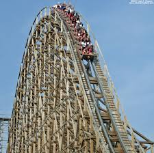 El Toro Roller Coaster Six Flags Six Flags Great Adventure Pictures