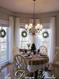 Kitchen Bay Window Curtain Ideas Kitchen Bay Window Treatments Window Treatment For Bay Windows In