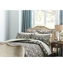 strawberry thief double bed quilt cover david jones
