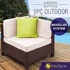 Outdoor Rattan Corner Sofa Brown Outdoor Corner Sofa Shop London Rattan Corner Sofas