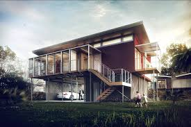 Home Design Architecture 3d Kiribati House By Sérgio Merêces Architecture 3d Cgsociety