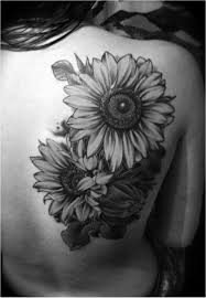 100 sunflower tattoos 65 impressive sunflower tattoos