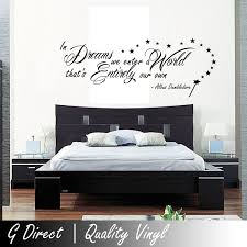 harry potter in dreams we enter dumbledore wall sticker vinyl