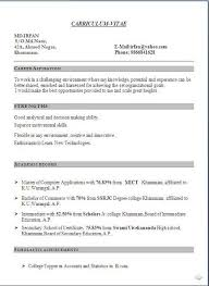 Sample Academic Resume by Cv Template Academic Graduate Application Resume Sample