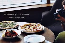 Menu California Pizza Kitchen by California Pizza Kitchen Ph New Menu Yedylicious Manila Food Blog