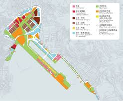 Hong Kong Airport Floor Plan by Kai Tak Development Overview Of Kai Tak Development