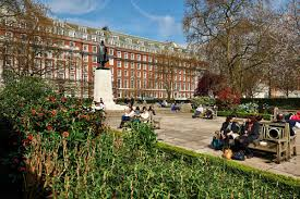 grosvenor square garden grosvenor square garden the royal parks