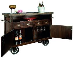 amazon com howard miller barrow wine and bar storage console