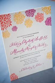 Ruby Anniversary Invitation Cards Gus And Ruby Letterpress Oh So Beautiful Paper