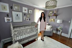 in the nursery with athena rutigliano maternity pictures