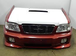 jdm subaru forester jdm subaru front end conversion gc8 versions 7 9 legacy