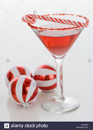 candy cane martini cocktail christmas ornaments rainforest islands ferry