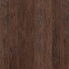 Laminate Flooring Cost Home Depot Home Decorators Collection Hand Scraped Dark Hickory 12 Mm Thick X