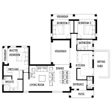 4 Bdrm House Plans Single Story 4 Bedroom House Plans South Africa