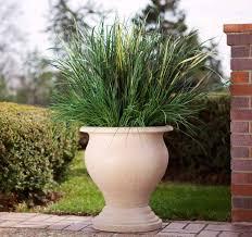 large outdoor planters black margarite gardens