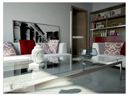 Black And White And Pink Bedroom Ideas - 28 red and white living rooms