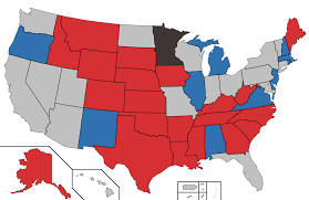 2016 Electoral Map Pre by United States Senate Elections 2020 Wikipedia