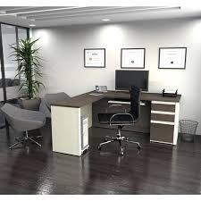 bestar innova u shaped workstation desk bestar l shaped desk l shaped desk with small hutch bestar u shaped
