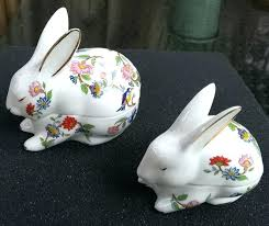 porcelain rabbit ring holder images Porcelain rabbit porcelain rabbits porcelain rabbit lamp jpg