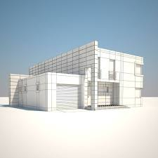 free house projects fbx house 3d model cgtrader