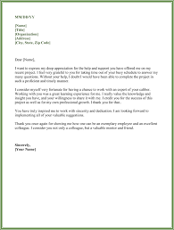 appreciate your support sle letter 28 images business letter