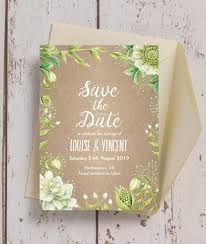 rustic save the date 12 of the best rustic save the dates