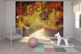 Hockey Wall Mural Hockey Heat Wall Mural Photo Wallpaper Photowall