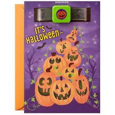 light up pumpkins for halloween pumpkins halloween card light up wristband with sound greeting