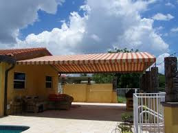 Awnings Fort Lauderdale Residential Awnings For Patios Windows U0026 Doors A To Z Awnings