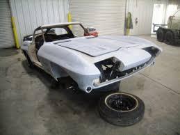 1963 corvette project car for sale index of pics