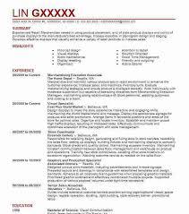 Merchandising Resume Examples by Visual Merchandising Resume Enwurf Csat Co
