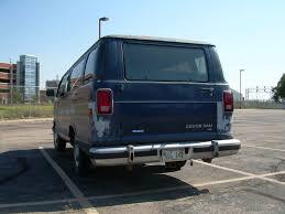 Dodge Ram Van - 1993 dodge ram van information and photos zombiedrive