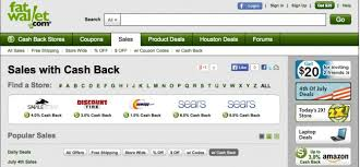 fatwallet black friday cash back sites which program is best for you the krazy coupon